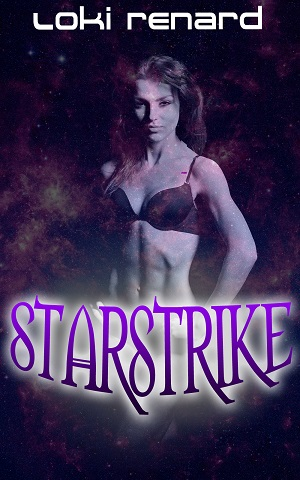 Starstrike Lesbian Sci-Fi Erotica